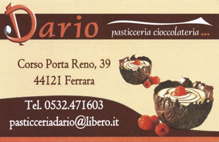 logo cioccolateria dario